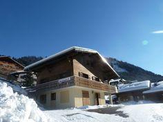Nieuw catered chalet met prima ligging nabij Super-Châtel skilift