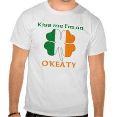 O'Keaty surname