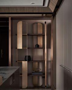 Shelving Design, Shelf Design, Cabinet Design, Modern Interior, Home Interior Design, Interior Architecture, Interior Decorating, Modern Furniture Design, Loft Design