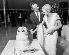 Amanda Carow Roosevelt Morgan's Center Island Wedding