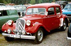 1953 Citroen B11 Sport Berline .