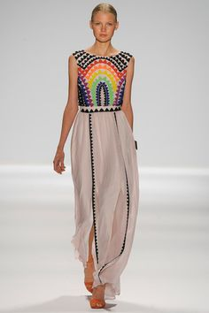 Mara Hoffman Spring 2014 Ready-to-Wear Collection #nyfw