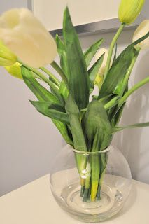 How to make your own fake water for artificial flowers artificial one diy step at a time diy artificial flower arrangements with water mightylinksfo Image collections