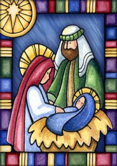 Christmas Crafts, Merry Christmas, Xmas, Jesus Pictures, Holy Family, Folk Art, Applique, Cross Stitch, Nativity Scenes