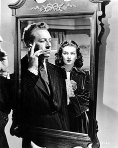 Classic Film Noir, Classic Films, Paul Henreid, Joan Bennett, Film Story, Film Stills, Old Hollywood, Golden Age, Glamour