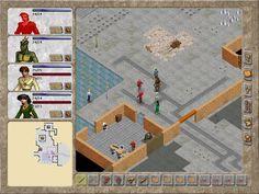 Avernum 4 rpg retro game - Abandonware Windows