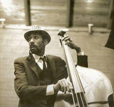 Ron Carter on bass