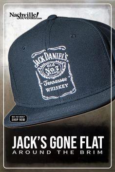 Jack Daniels Baseball Cap classic Logo Old no 7 Trucker new Official Snapback