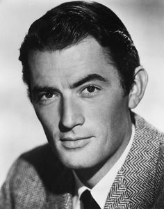 """Gregory Peck ~ 1) The rapport he developed with many of his co-stars, 2) He took in Ava Gardner's housekeeper and dog when she died (a la Reason One) :D, 3) """"Roman Holiday""""... :)"""