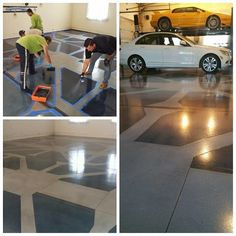 WHOA! Check out this #starwars themed garage floor by #Bodenkraft! Amazing job guys! If you're interested in creating something AMAZING in your home &/or office, let us know! We're excited to talk to you about possibilities! #getinspired #sandiego #housedesign #remodel #refinish #homeflooring #commercialflooring #carpets  #linoleumfloor #stonefloor #tilefloor #floorremodel #sandiegoflooring #lamesa #elcajon #chulavista #lemongrove #lajolla #alpine #sandiegohomes #theforceisstrong…