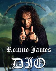 Heavy Metal Rock, Heavy Metal Bands, Hard Rock, Ritchie Blackmore's Rainbow, Metallica Concert, Danzig Misfits, James Dio, Metal Tattoo, Rock News