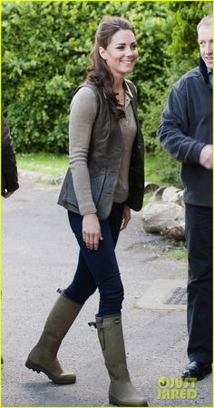 Boots and Kate!