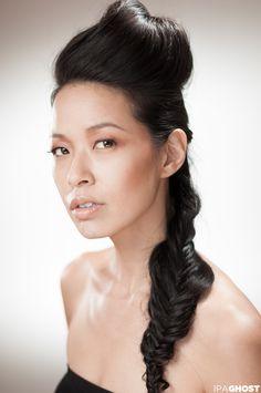 Lucy F/model, Samantha Gribble/hair, Rodger Ruzanka/photographer