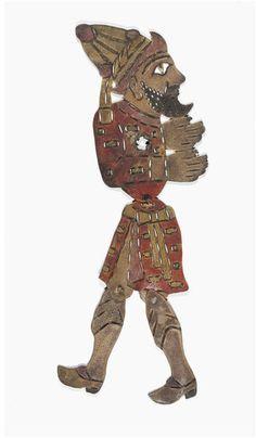 Karagöz; Karagöz-Hacivat (Shadow puppet) | V&A Search the Collections