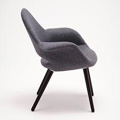 Cadeira Organic - Charles e Ray Eames - Artesian