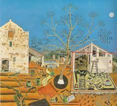 Joan Miro - La Masía, 1921-1922