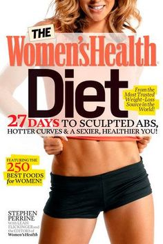 Inside every woman's body, there's a battle going on: a battle between lean,toned muscle and soft, flabby fat. Now, the experts at Women's Health givereaders the final word on winning that battle and staying fit and trim forlife. They've boiled down the most authoritative health, fitness, andnutrition advice into one simple, effective, life-altering plan. Backed bygroundbreaking research, The Women's Health Diet is a proven program thatactually works with a reader's body to build lean muscle and Fitness Workouts, Yoga Fitness, Quotes Fitness, Exercise Cardio, Dumbbell Workout, Motivation Quotes, Dumbbell Exercises, Band Exercises, Compound Exercises