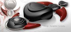 7 Cool Computer Mouse Designs: 5. Alien Mouse Design