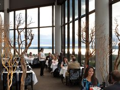 Aerie Restaurant & Lounge | Grand Traverse Resort and Spa | Acme, Michigan