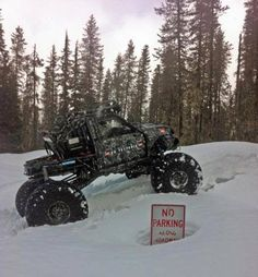 Winter off roader, blue sky, beauty, wheels, transportation, Nomad Defender in the snow Land Rover, jeep suzuki lj sj of road cool ice 4x4 love best car fun winter StanPatzitw
