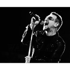 U2, U2 Joshua Tree, U2 Poster, U2 Photograph, U2 Picture, Bono, The... (26 PEN) ❤ liked on Polyvore featuring home, home decor, wall art, music posters, rock n roll posters, photo picture, music band posters and photo poster