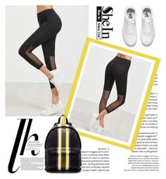 """""""11/03/2017 SheIn"""" by qarlla ❤ liked on Polyvore featuring Vans and Givenchy"""