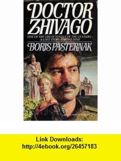 Dr. Zhivago (9780345341006) Boris Pasternak , ISBN-10: 0345341007  , ISBN-13: 978-0345341006 ,  , tutorials , pdf , ebook , torrent , downloads , rapidshare , filesonic , hotfile , megaupload , fileserve