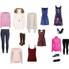 Weekend away wardrobe