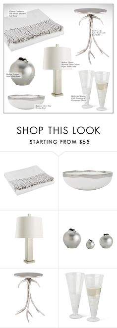 """All Is White"" by kathykuohome ❤ liked on Polyvore featuring interior, interiors, interior design, home, home decor, interior decorating, white, Silver, Home and homedecor"
