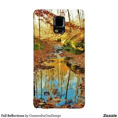 Fall Reflections Galaxy Note 4 Case
