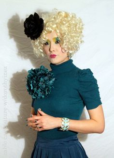 Effie Trinket Tutorial