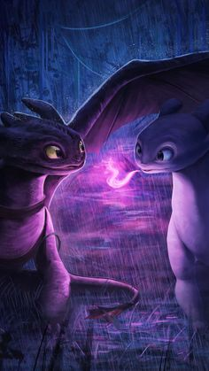 Dragons, couple, art, animation wallpaper - Best of Wallpapers for Andriod and ios Dragon Wallpaper Iphone, Toothless Wallpaper, Wallpaper Iphone Cute, Cartoon Wallpaper, Cute Wallpapers, Wallpaper Art, Httyd Dragons, Cute Dragons, Night Fury Dragon
