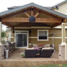32+ Backyard Patio Ideas: the Ultimate Convenience! - apikhome.com