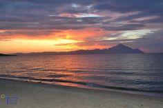 Sarti, alege o binemeritata vacanta in Sarti, Sithonia! Greece, Celestial, Sunset, Words, Outdoor, Greece Country, Outdoors, Sunsets, Outdoor Games