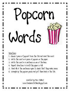 A fun way to have kids write sentences. Printable | Diane's Pick ...