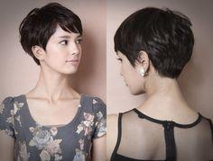 Model Potongan Rambut Pendek Wanita 2019 | MODELEMASTERBARU