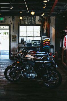 Vintage Honda motorcycles | Honda Motorcycle | Motorcylces | Honda | classic | vintage | custom | chrome | ride | street | Schomp Honda
