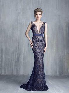 Tony Chaaya Evening Dresses 2016 Collection