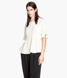 H&M Blouse met lichte structuur 34,99