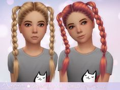 Sintiklia Inna (Child) Retexture at Aveira Sims 4 • Sims 4 Updates