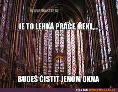 Je to lehká práce, řekl,... Funny Images, Haha, Jokes, Marvel, Fantasy, Writing, Cool Stuff, Movie Posters, Humorous Pictures