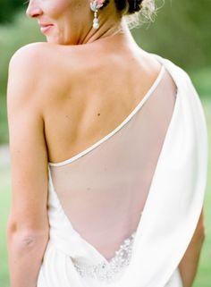 Wedding dress back styles we love: http://www.stylemepretty.com/2014/07/22/wedding-dress-back-styles-we-love/