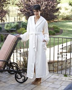 MICRO PLUSH ROBE WITH A HOOD STYLE  MPRH300 Pure indulgence in a superior  robe. 2ff44d071