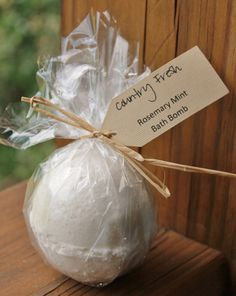 Love these bath bombs by The Farm Wyfe