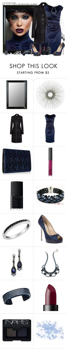 """Attitude a little thing that makes a big difference"" by wendyfer ❤ liked on Polyvore featuring Reiss, Coast, STELLA McCARTNEY, NARS Cosmetics, Jimmy Choo, DANNIJO and Swarovski"