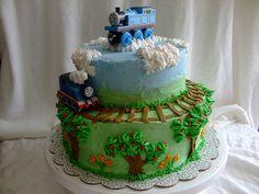 cute Thomas cake