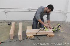 HomeMade Modern DIY EP70 Outdoor Sofa Step 3