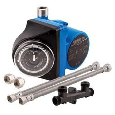 Hot Water Recirculating System with Built-In Timer-500800 - The Home Depot
