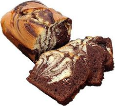 Chocolate Marble Loaf - I just made this one, it turned out perfect. The marble effect was perfect and so was the taste! Muwah! I definitely recommend this recipe.