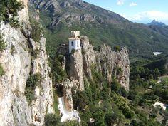 Bezoek Guadelest en de watervallen van Algar | Vakantie in Moraira